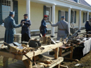 Fort Mifflin, March 2014