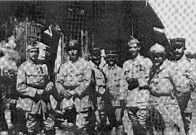 Jubert and other officers