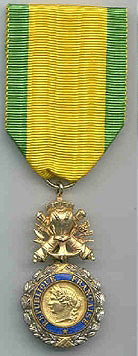 Medaille Militaire (21 January 1919)